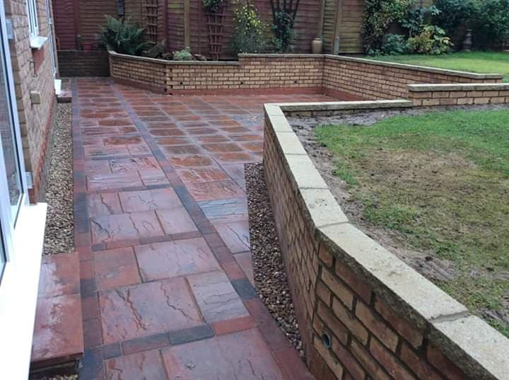 services page picture for landscaping services ags builders northamptonshire
